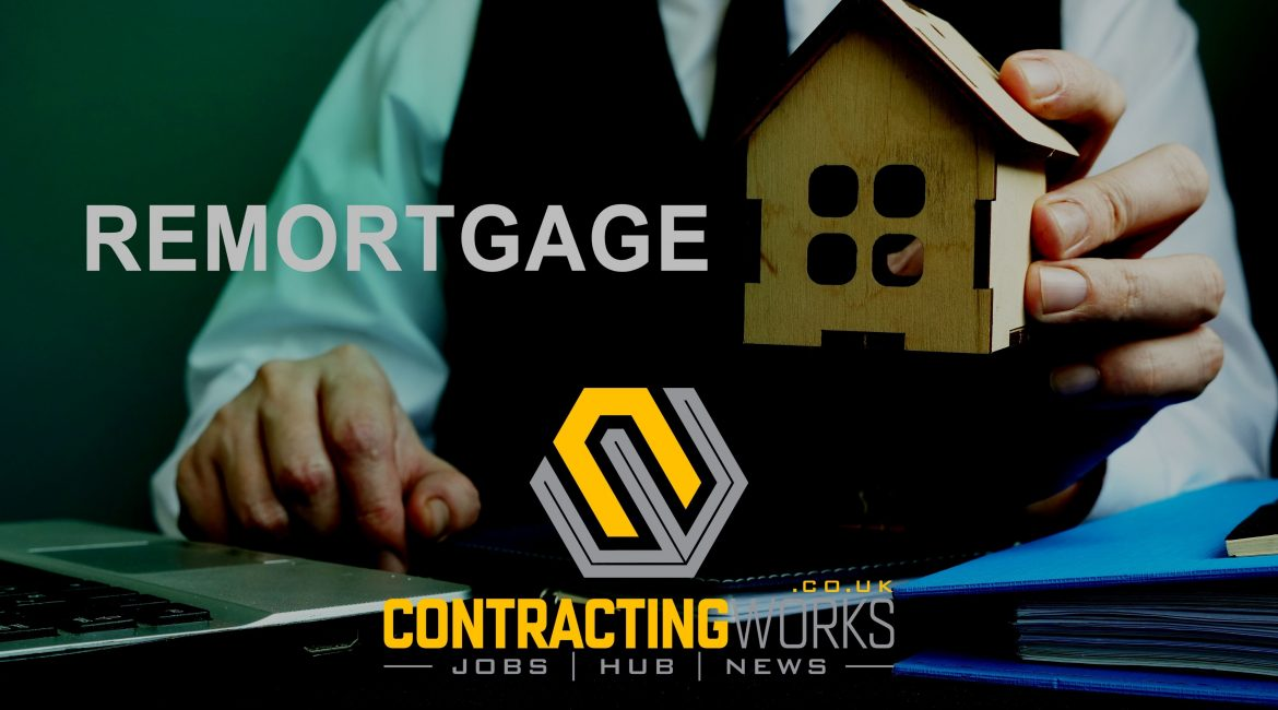 self-employed remortgage